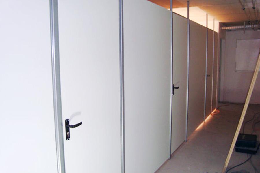 Kellertrennwandsystem Vision Neubau